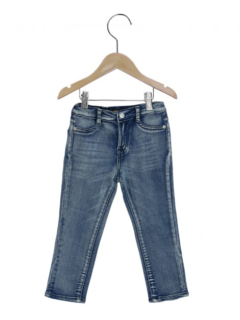 Calça Seven For All Mankind Skinny Toddler