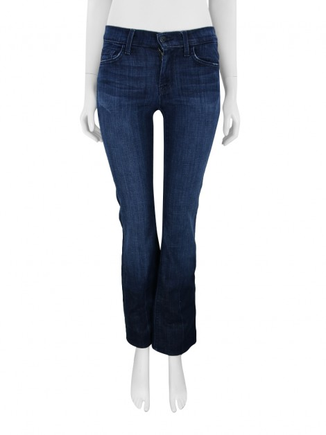 Calça Seven For All Mankind Mid Rise Bootcut