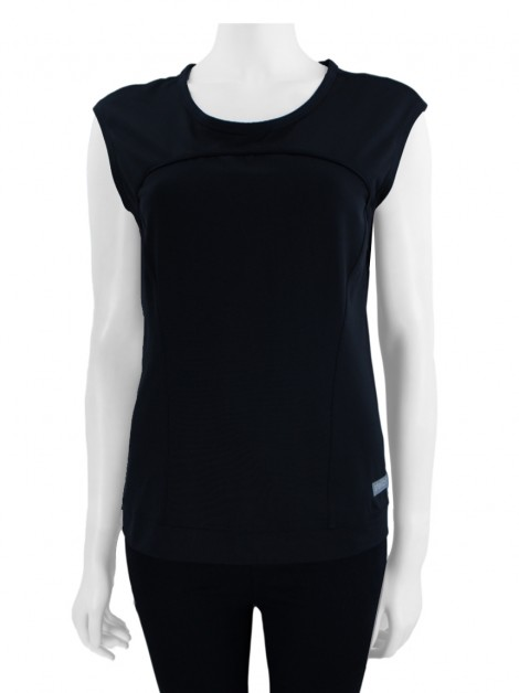 Blusa Adidas By Stella McCartney Preto