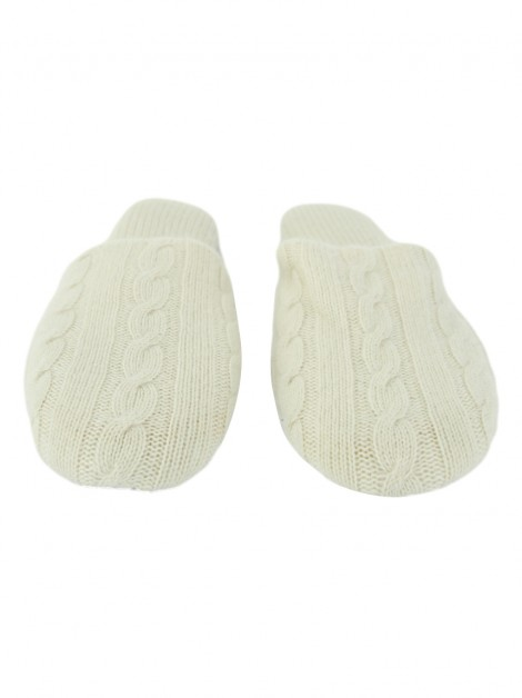 Slippers Thinkashmir Cashmere Bege