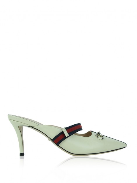 Mule Gucci Sylvie Off White