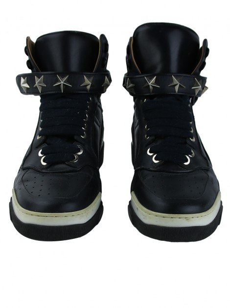 Tênis Givenchy Tyson High Top Preto