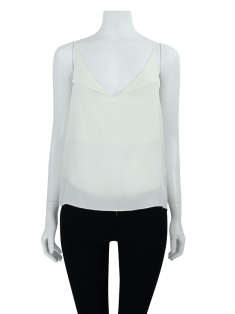 Blusa Mixed Fresh Off White