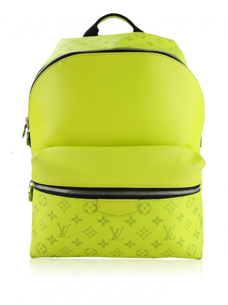Mochila Louis Vuitton Discovery Backpack Jaune