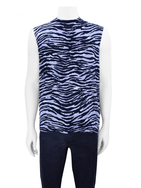 Blusa Prada Pop Art Zebra