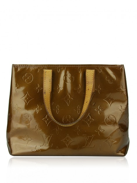 Bolsa Louis Vuitton Reade PM Bronze