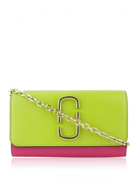 Carteira Marc Jacobs Snapshot Bicolor