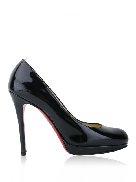 Sapato Christian Louboutin New Simple Preto