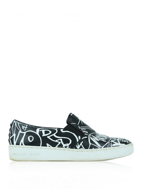 Slipper Michael Kors Keaton Grafite