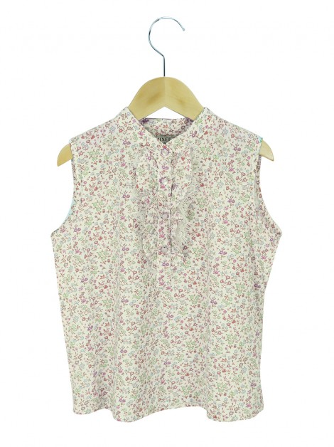 Blusa Mixed Kids Floral Colorida
