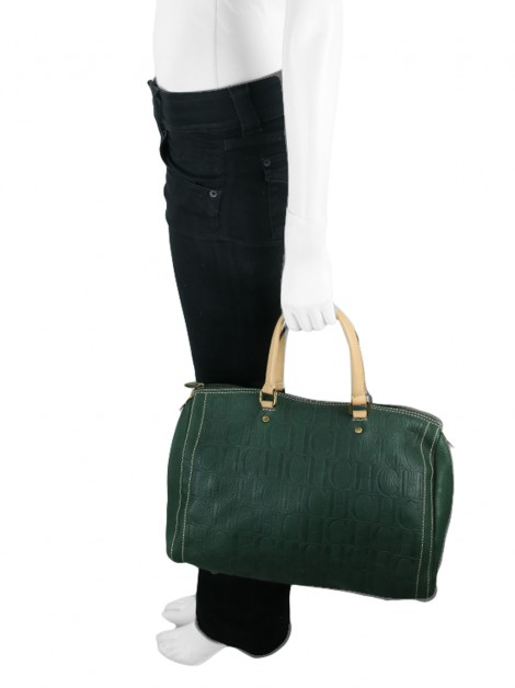 Bolsa Carolina Herrera Andy Boston Verde