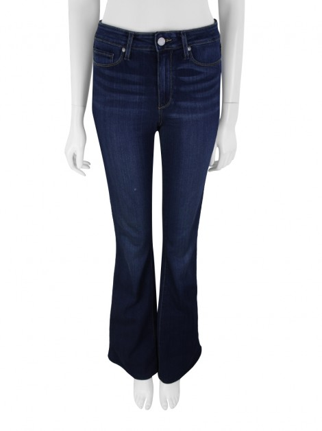 Calça Paige High Rise Bell Canyon Jeans