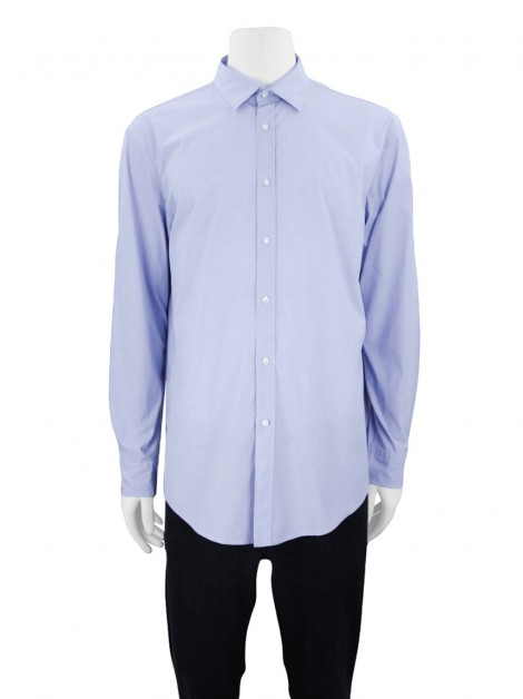 Camisa Hugo Boss Slim Fir Stretch Azuk