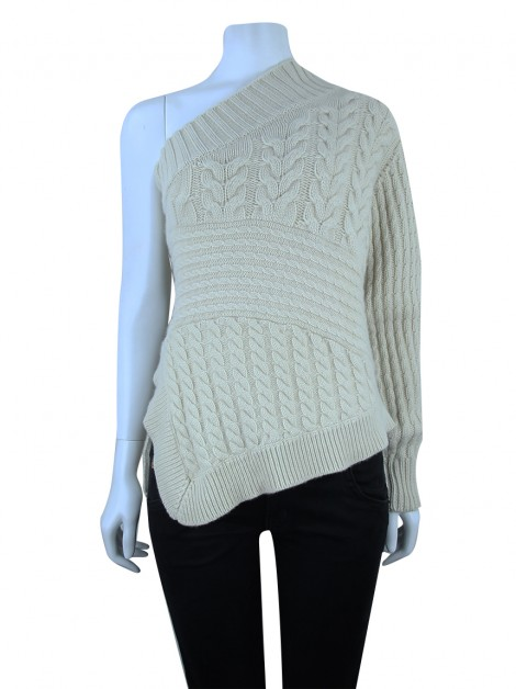 Blusa Burberry Cashmere Cable Knit