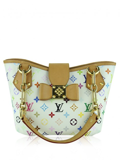 Bolsa Louis Vuitton Monograma Multicolore Annie PM
