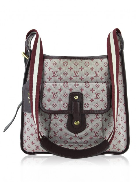 Bolsa Louis Vuitton  Mini Lin Mary Kate Cherry