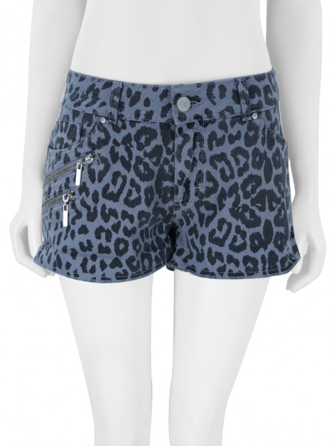 Shorts Bo.Bô Jeans Animal Print