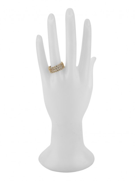 Anel Tiffany & Co Infinity Ouro Rose