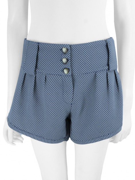 Shorts  A. Niemeyer Curto Estampado