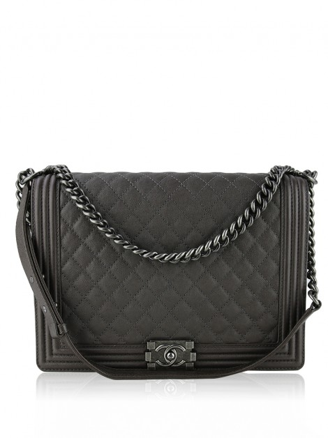 Bolsa Chanel Boy Large