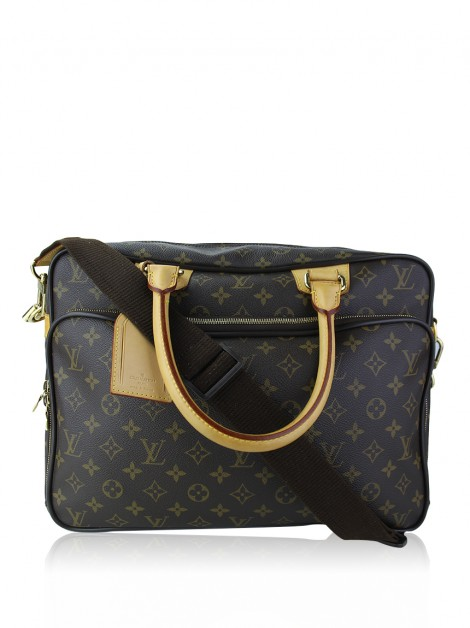 Pasta Louis Vuitton Monogram Canvas Icare Computer Bag