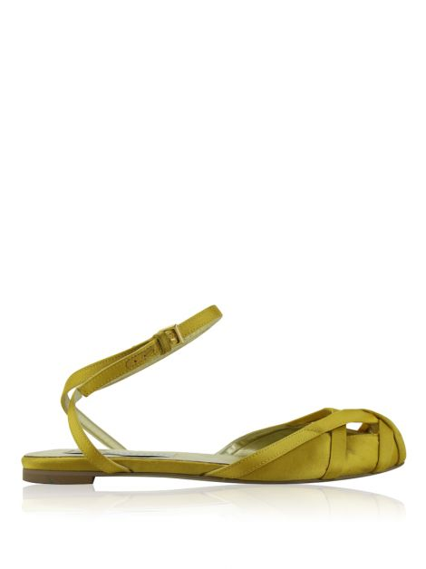 Flat Stella Mccartney Amarela