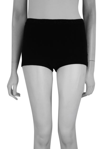 Hot Pants Bo.Bô Tricot Preto