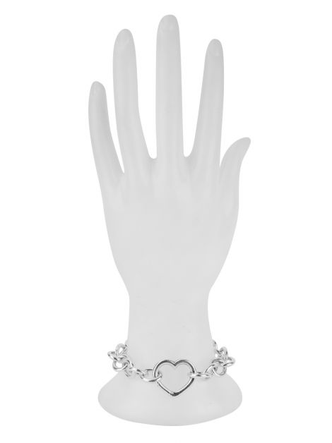 Pulseira Tiffany & Co Open Heart
