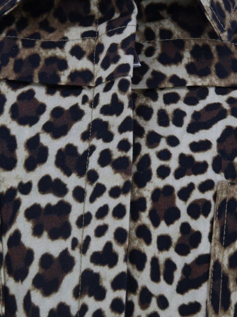 Jaqueta Animale Alfaiataria Animal Print