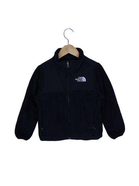 Jaqueta The North Face Fleece Campshire Preto Infantil