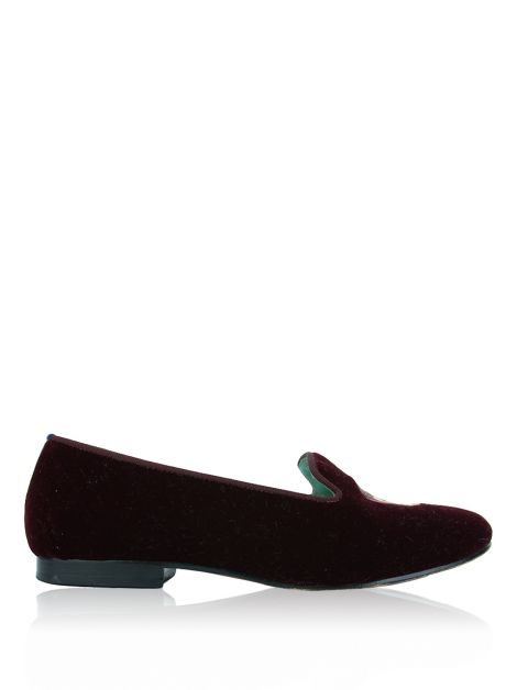 Loafer Blue Bird Monkey Vinho