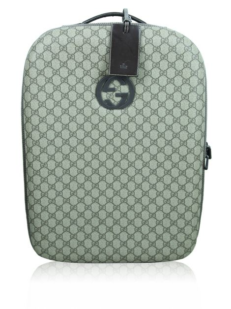 Mala Gucci GG Plus Monogram Interlocking G Trolley