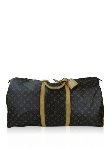 Mala Louis Vuitton Keepall 60 Monograma