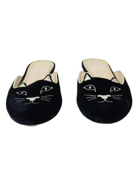 Mule Charlotte Olympia Kitty Slipper