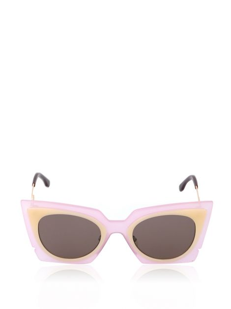 Óculos Fendi Cat Eye Orchidea FF0117/S