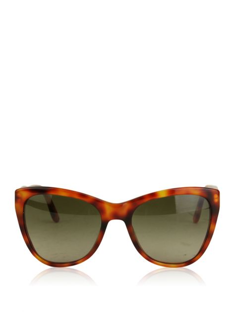 Óculos Stella McCartney Cat Eye Tartaruga SM 4031