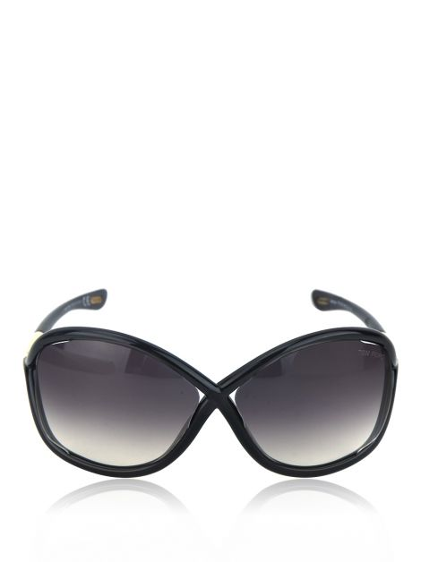 Óculos Tom Ford Whitney Acetato Preto