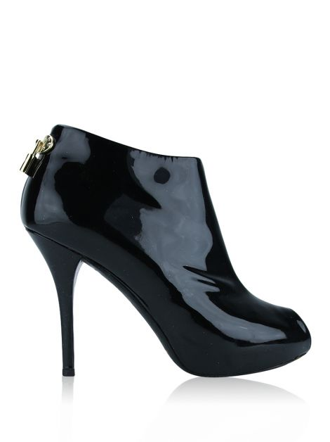 Ankle Boot Louis Vuitton Oh Really Preto