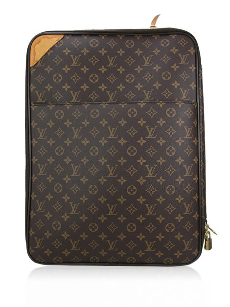 Mala de Rodas Louis Vuitton Pegase 55 Canvas