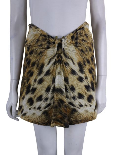 Saia Just Cavalli Animal Print