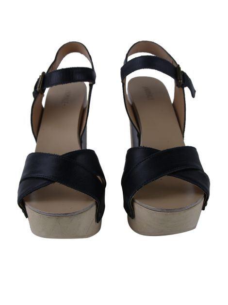 Sandália Animale Criss Cross Preto