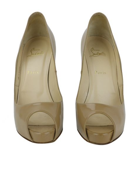 SapatoChristian Louboutin New Very Prive Nude