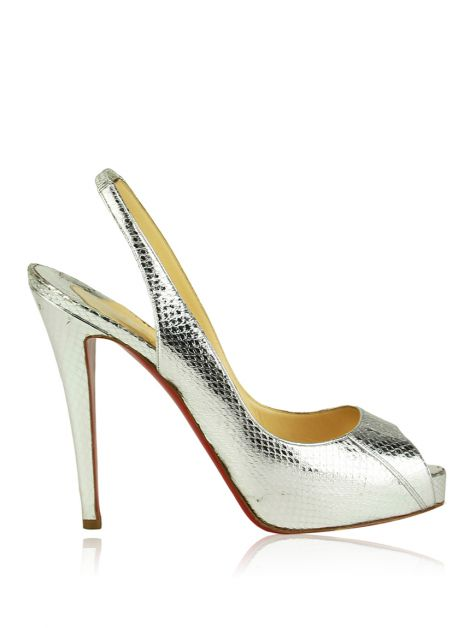 Sandália Christian Louboutin Private Number