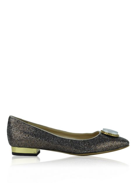 Sapatilha Charlotte Olympia Starlet Bronze