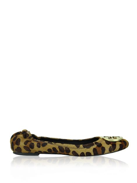 Sapatilha Tory Burch Reva Cavalino Animal Print