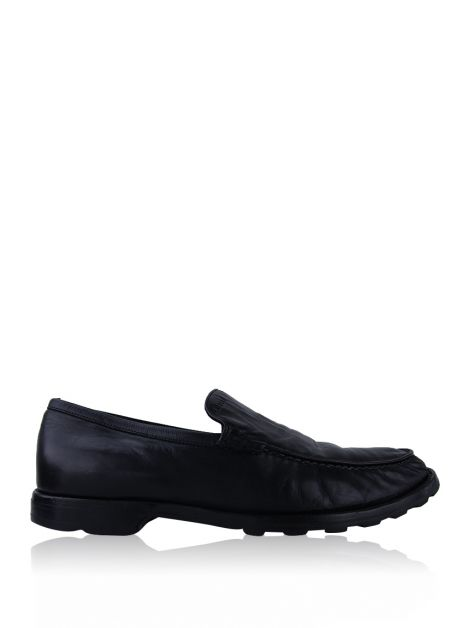Sapato Bally Loafer Preto