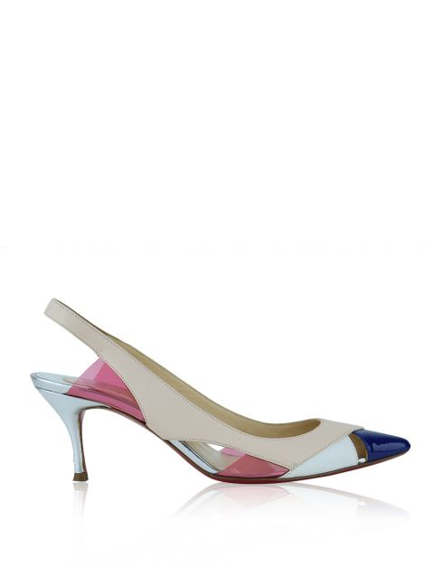 Sapato Christian Louboutin Air Chance Multicolor