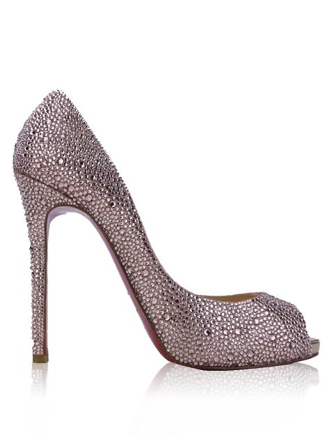 Sapato Christian Louboutin New Very Riche Rosa