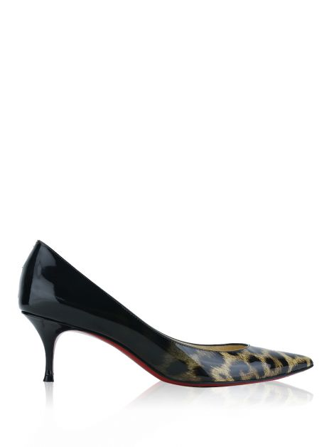 Sapato Christian Louboutin Pigalle Follies 55 Degrade
