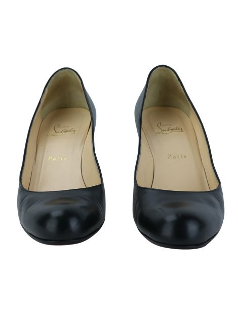 Sapato Christian Louboutin Simple Pump 70mm Preto